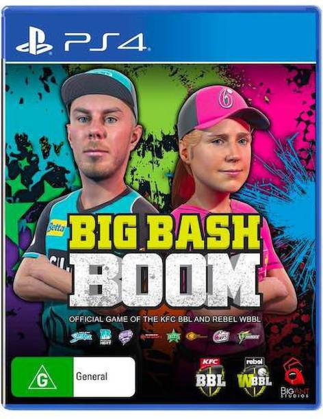 Big Bash Boom (Standard)