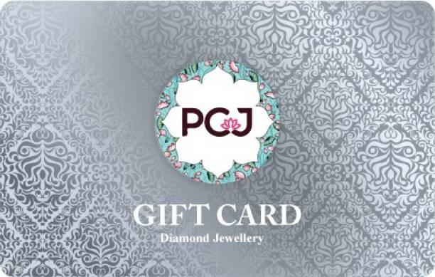 PC Jeweller Diamond Jewellery Physical Gift Card
