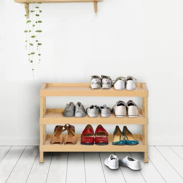 Nilkamal Multi Rack 03 Plastic Shoe Stand