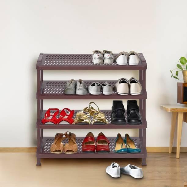 Nilkamal Multi Rack 04 Plastic Shoe Stand