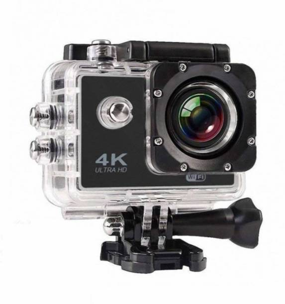 HSKK 4K action Camera 4K action Camera Ultra HD Action Camera 4K Video Recording 1920x1080p 60fps Go Pro Style Action camera With Wifi 16 Megapixels Sports and Action Camera Sports and Action Camera