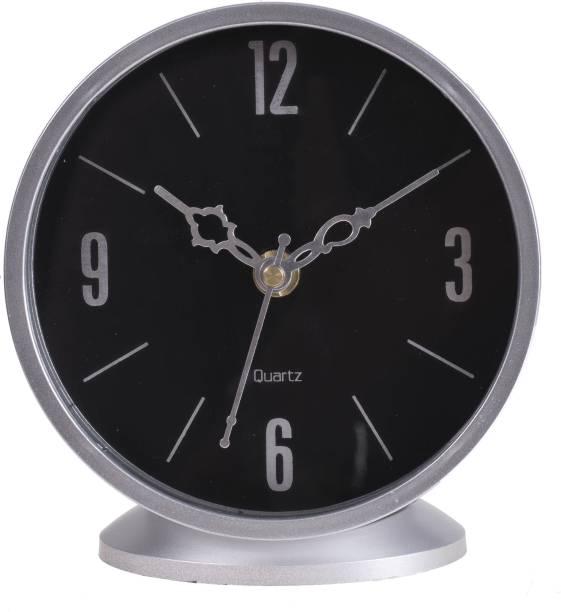 Flipkart SmartBuy Analog Silver Clock