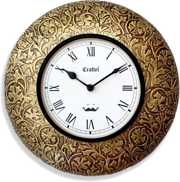 Craftel Analog 30 cm X 30 cm Wall Clock