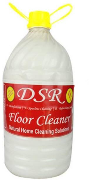 DSR White Floor Cleaner (PACK OF 1),5 L FLORAL