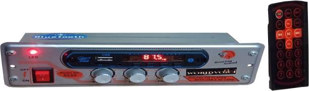 world voice 4440 fatti silver class car stereo Bluetooth Car Stereo + BT Board/ FM/USB/ AUX/MP3/BT Car Stereo