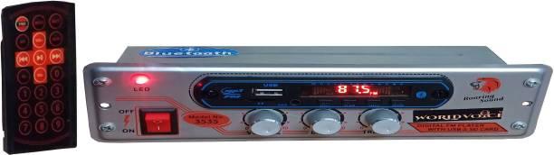 world voice silvr 4440 lambi fatti digital sound Car Media Player + BT Board FM/ MP3/ USB/ AUX/ BT (4440 IC) Car Stereo
