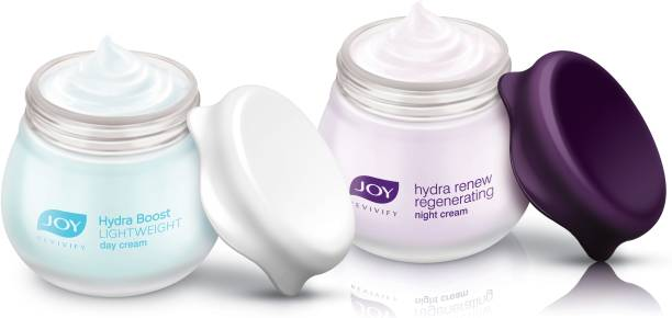 Joy Revivify Day Cream and NightCream