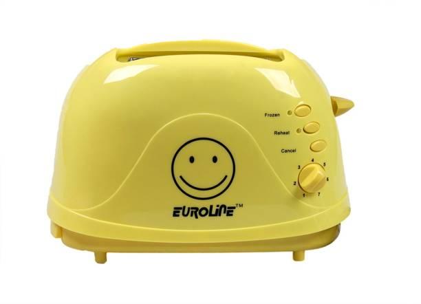 EUROLINE EL-820 700 W Pop Up Toaster