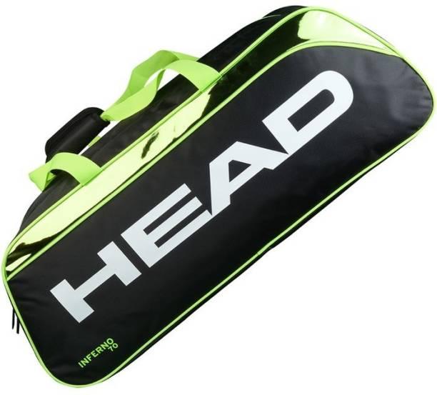 HEAD Inferno 70 (3 Racquets) Badminton Kitbag (Green)
