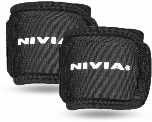 NIVIA Orthopedic Wrist Band (Pack Of 2) Wrist Support