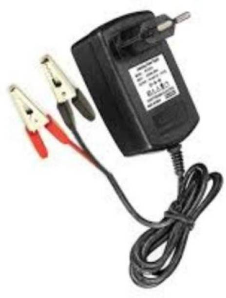Com C 12volt 1Amp Battery charger 1 A Camera Charger with Detachable Cable