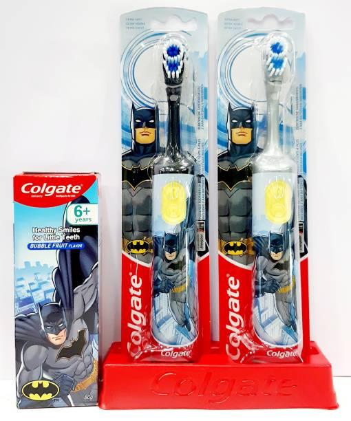 Colgate Toothbrush + Toothpaste