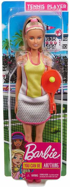 BARBIE Career Tennis Player Doll