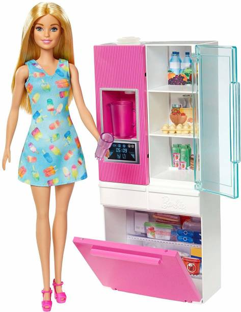 BARBIE Estate Refrigerator Playset