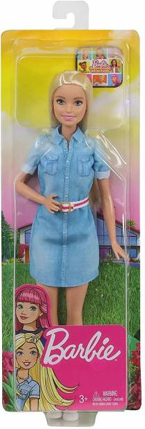 BARBIE Dream House Adventure Doll