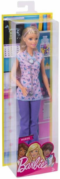 BARBIE Career Nurse Doll