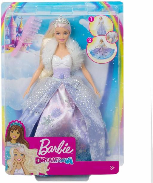 BARBIE Dreamtopia Feature Princess Doll
