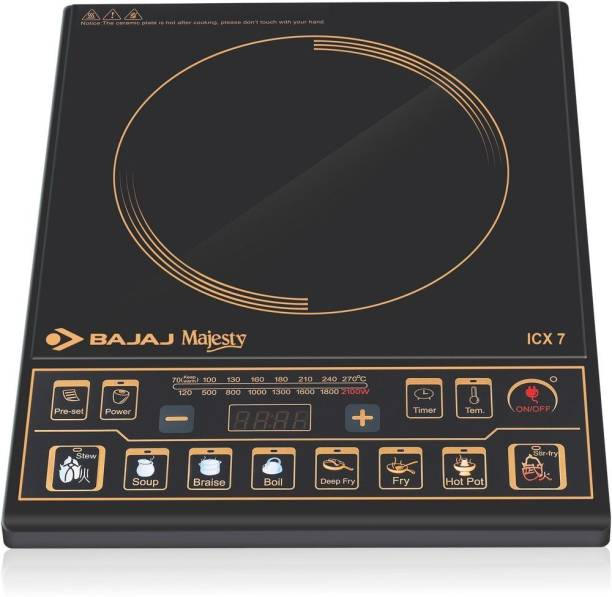 BAJAJ Majesty Induction Cooker ICX 7 Induction Cooktop