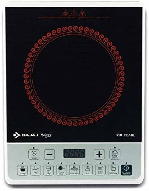 BAJAJ Majesty ICX Pearl Induction Cooker Induction Cooktop