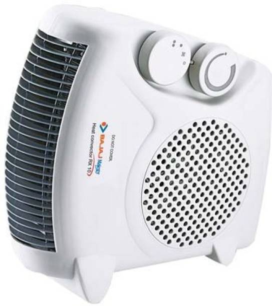 BAJAJ MAJESTY RX10 Blower Heaters Fan Room Heater