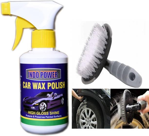 INDOPOWER Liquid Car Polish for Chrome Accent