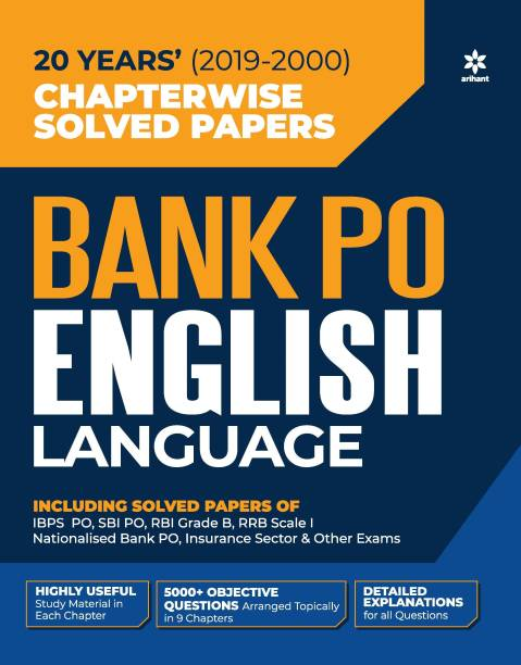 Bank Po Solved Papers English Language 2020