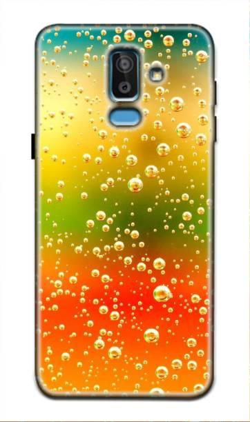 GHR Tech World Back Cover for Samsung Galaxy J8