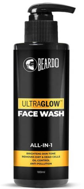 BEARDO Ultraglow Face Wash