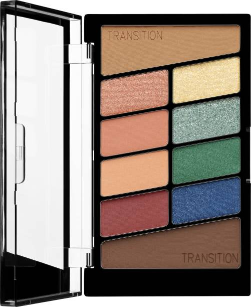 Wet n Wild Color Icon 10 pan Stop Playing Safe 10 g