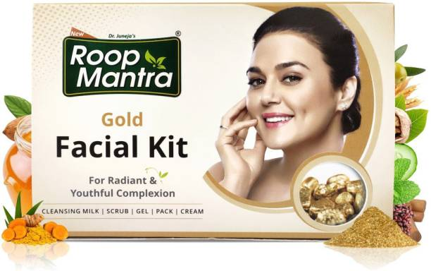 Roop Mantra Gold Facial Kit