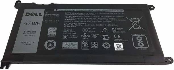 DELL Inspiron 13 5368 5378 15 5565 5567 Laptop Battery, 3 Cell Laptop Battery