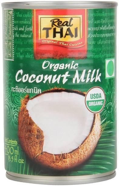 Real Thai Coconut Milk Organic (imported)