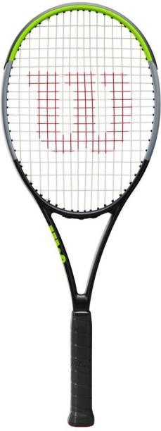 WILSON BLADE TEAM V 7.0 Multicolor Strung Tennis Racquet