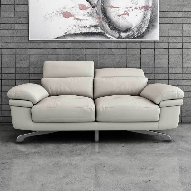 Durian PHILLY/2 Leather 2 Seater  Sofa