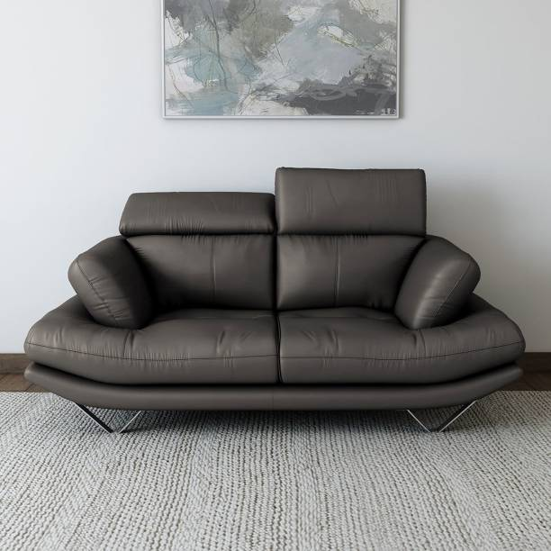 Durian Omega Leather 2 Seater  Sofa