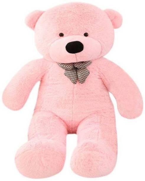 nipiri universe amazing teddy bear ( PINK COLOR 4 FEET )  - 120.5 cm