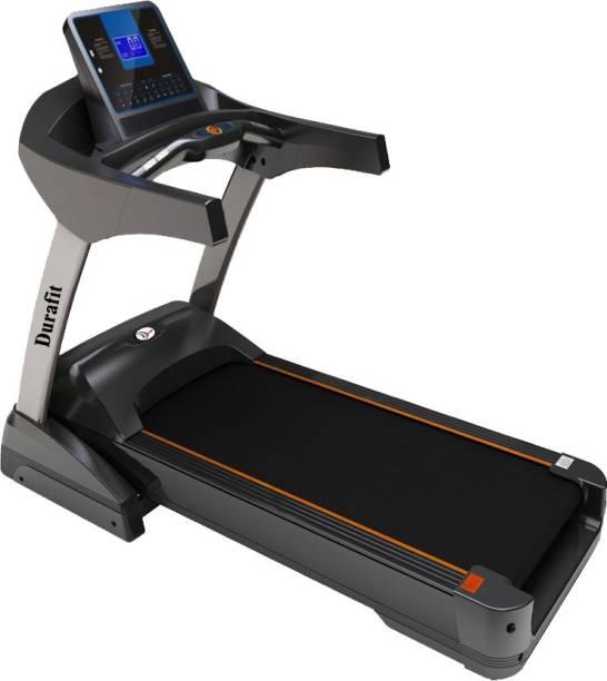 Durafit Champion 2.5 HP (5.0 HP Peak) AC Motorized Treadmill