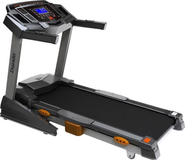 Durafit Solid 2.0 HP (4.0 HP) AC Motor (Semi-commercial) Treadmill