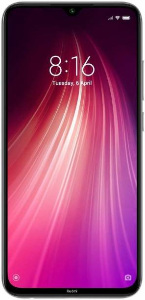 Redmi Note 8 (Moonlight White, 64 GB)