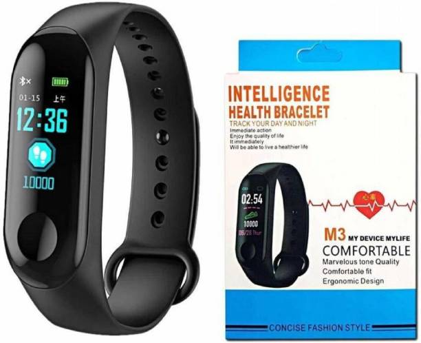 Jack Martin M3 Health Band Smart Fitness Band