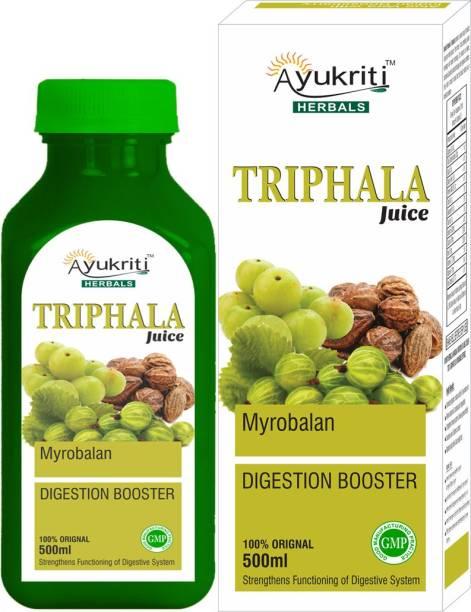 Ayukriti Herbals Triphala Juice