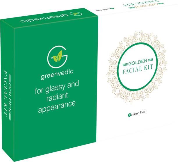 GreenVedic Facial kit
