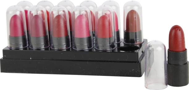 Color Diva Moisturising Cute Mini Lipstick - Pocket Friendly