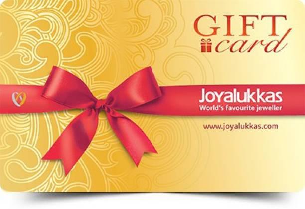 Joyalukkas Diamond Jewellery Physical Gift Card