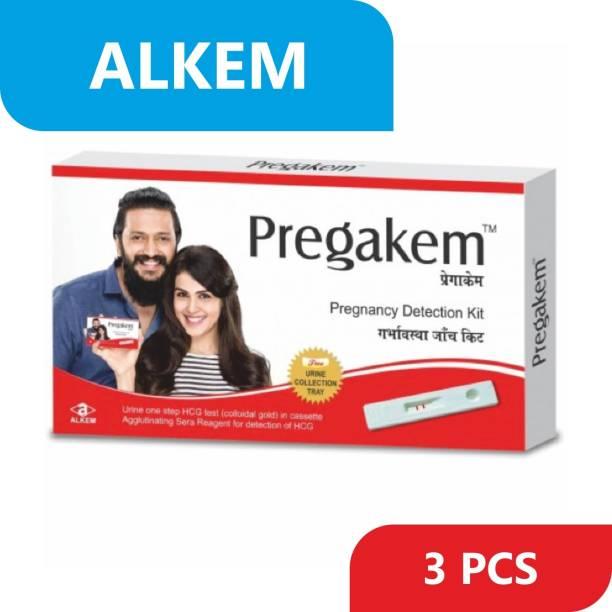 ALKEM Pregakem Pregnancy Test Kit