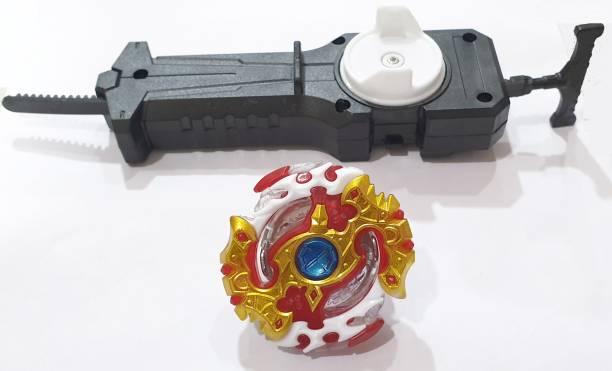AS Spinning Top Spriggan Requiem with Handle Launcher