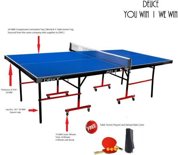 DEUCE DEUCE 701 IN Rollaway Indoor Table Tennis Table