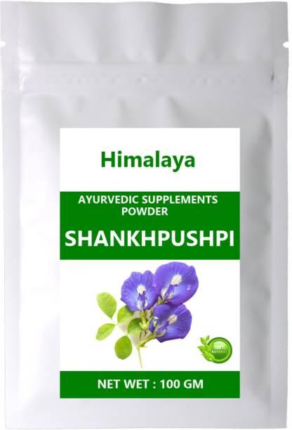 HIMALAYA NATURAL SHANKHPUSHPI POWDER ( 100