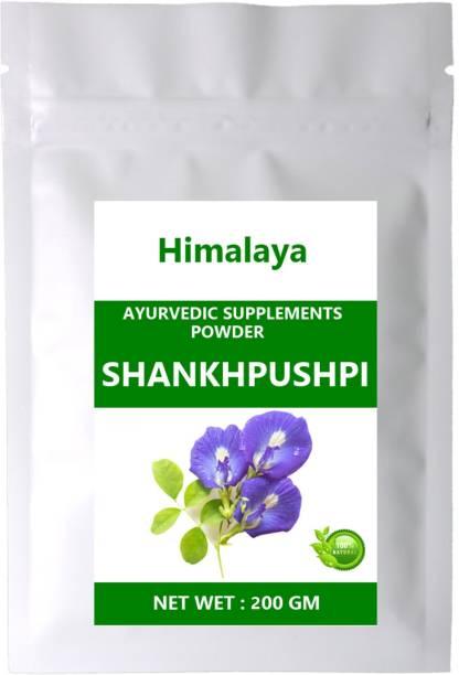 HIMALAYA NATURAL SHANKHPUSHPI POWDER ( 200