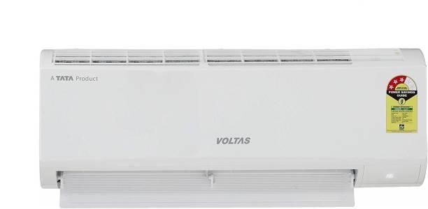 Voltas 0.8 Ton 3 Star Split AC  - White